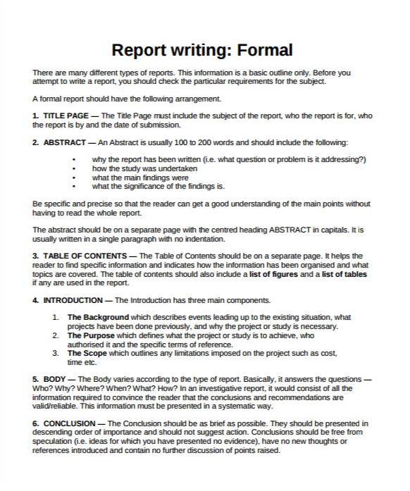 formal business rpt template-1