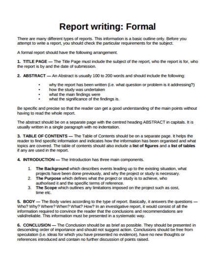formal business rpt template-1