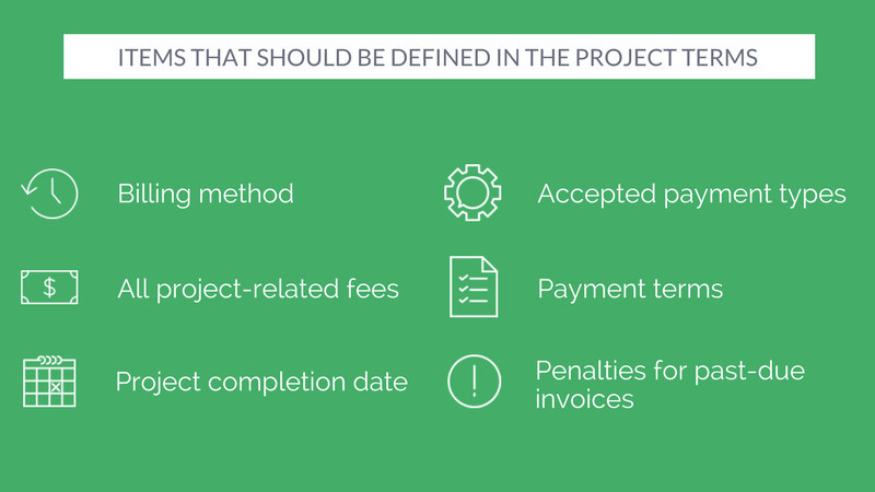 project terms