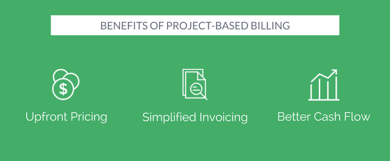 project-based billing benefits
