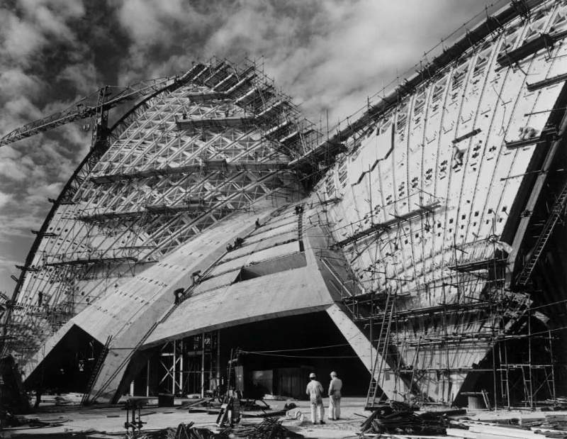 syd opera house 1965