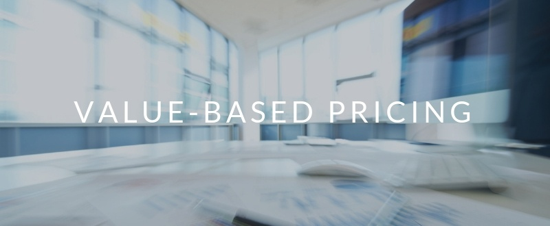 value based pricing-1